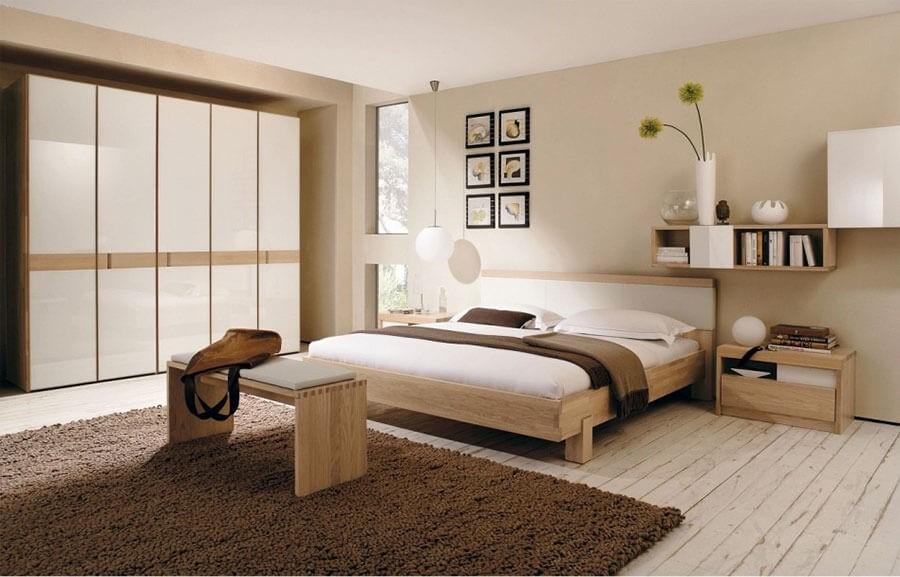 Feng-Shui ložnice