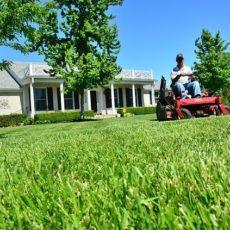 Výběr zahradního traktoru