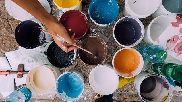Barvy na malování