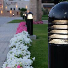 Venkovní lampy