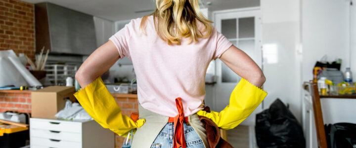Tipy a rady, jak zvládnout jarní úklid