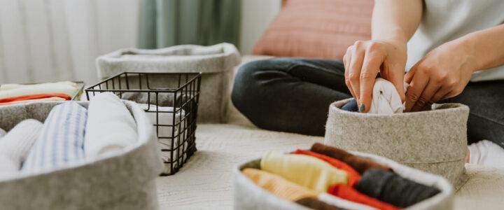 Jarní úklid domácnosti – jak ho zvládnout levou zadní?