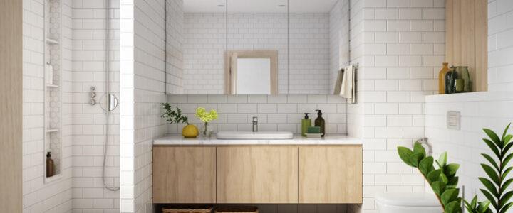 Jaký nábytek patří do koupelny? Na tyto věci se zaměřte